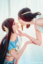 Kendappa and Sohma by bellatrixaiden