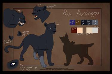 Rai Kurohyou by MaxPaineVolumn