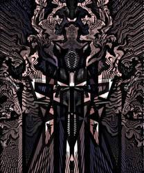 Rorschach Deity by Suilenroc