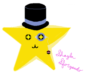 Dapperstar by ShaylaSforzando