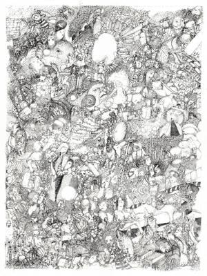 A Minds Loft by Yainderidoo