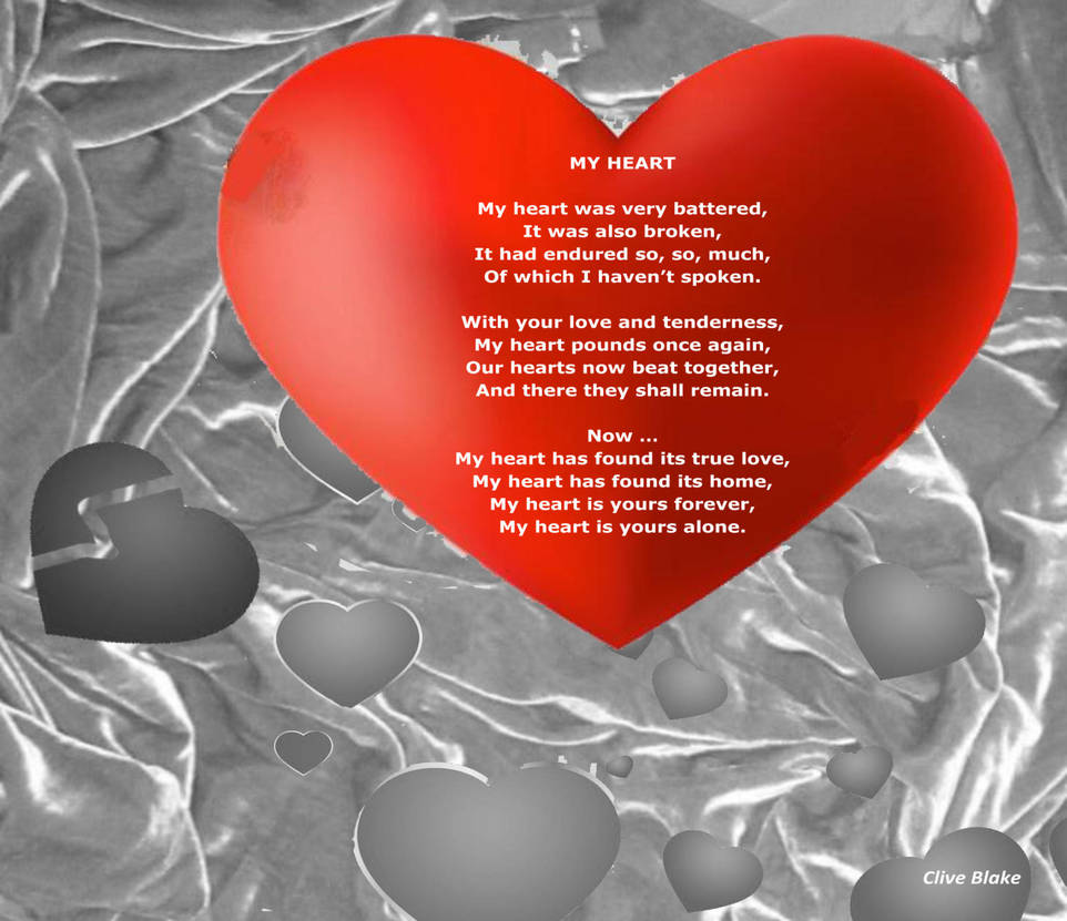 My Heart Is Yours Forever Poems Ataccs Kids