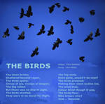 Poem -The Birds -Poetry by Cornish Poet C Blake by CliveBlake