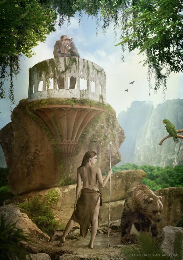 Jungle council by VitaShuba