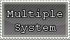 [STAMP] Multiple System by voidirium