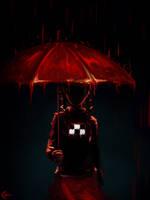 [Yume Nikki] It's raining. by ProtoRC