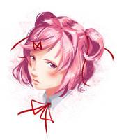 [Doki Doki Literature Club!] Just Natsuki~ by ProtoRC