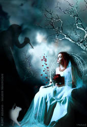 + Dark wedding by Selenys