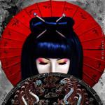 Sadness of a Geisha by Selenys
