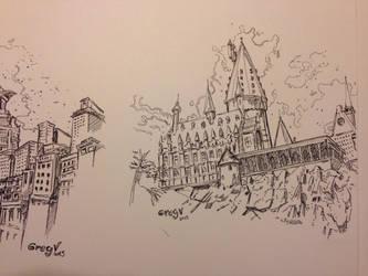 Hogwarts  by vibog-3