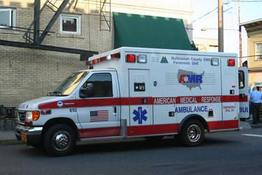 Ambulance by KelbelleStock
