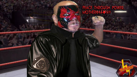 Kane ze Wrestler by Tesla7zap
