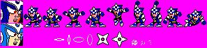 ShadowMan Sega Master System style by legorulez49