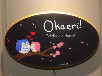 Okaeri Owls - 2018 by KatherineRosePeacock