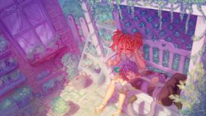 Visuki Wallpaper 02 by loveedreams