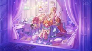 Girls Night! by loveedreams