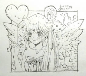 Inktober2018 - Day 14 by loveedreams