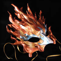 Fire Elemental New by pilgrimagedesign