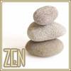 Zen Rocks Icon by Glisten-Images
