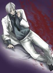 Dr.Muraki by DeadxMedic
