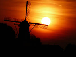 windmill by wiingzz