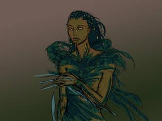 Sleith Sylfien by Nemethon