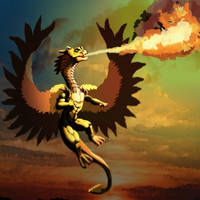 Flamethrower by DucoNL