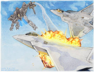 TF: Dogfight by Lady-Owl