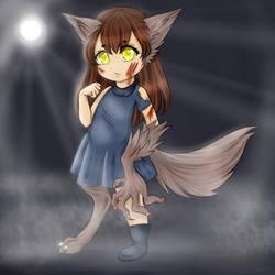 Wolf Child by wolf13sd