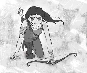 Lara Croft by tamalDeDulce