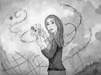 The Magicians - Julia by tamalDeDulce