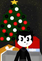 (Secret Santa) Oko-Numin by AquaLillyStar