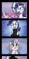Rarity's Master Hat by UC77