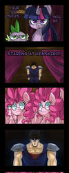 Pinkies of the North Star by UC77