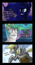 A Very Derpy Day by UC77
