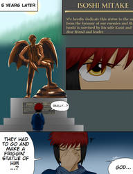 Black Flame Academy - Chapter 1 pg 1 by Jeanify
