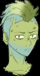 Basilisk Lizard Hybrid by Jeanify