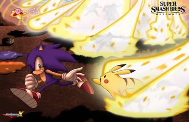 Super Smash Bros Ultimate - World Of The Lights by ZeroSuperSaiyajin3