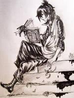 Zeref by AbussLunaris