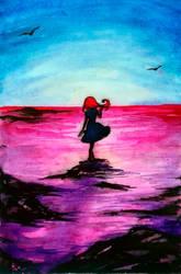 Solitude by AbussLunaris