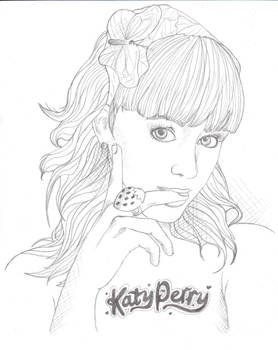 Katy Perry by AccidentAndEmergency