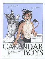 Calendar Boys by vladimirsangel