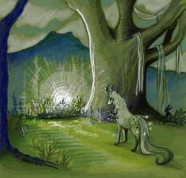 TWWM: What Dwells Beneath the Canopy by vladimirsangel