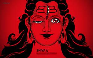 SHIVA by adipurba