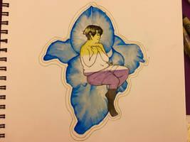 Gladiolus by Webkidbelle
