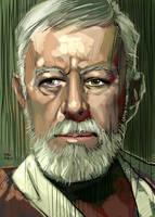 Old Obi Wan by RodReis