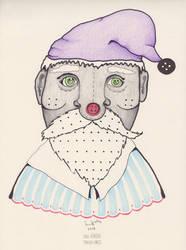 Button elf by DoisPontoseMeio