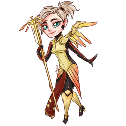 Mercy Commission by Spechie
