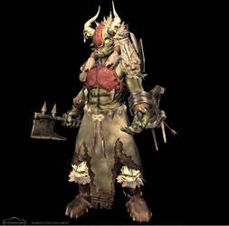 Demon-Hunter2 by OctoBoom