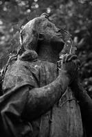Abney Park Cemetery XII by only-melancholy